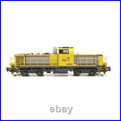 Locomotive BB 660 168 INFRA Ep VI SNCF-HO 1/87-PIKO 96483