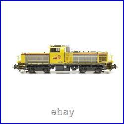 Locomotive BB 660 168 INFRA Ep VI SNCF digital son-HO 1/87-PIKO 96484