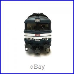 Locomotive BB 67497 Nîmes ép IV V SNCF-HO-1/87-REE MB066