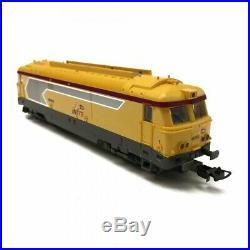 Locomotive BB 67612 Infra SNCF Ep VI-HO 1/87-PIKO 95150 DEP194-001