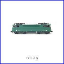 Locomotive BB 9200 livrée verte SNCF Ep IV digital son-HO 1/87-ROCO 73049