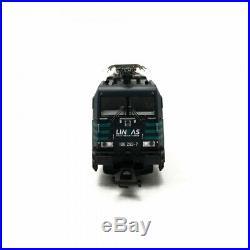 Locomotive BR186 LINEAS Ep VI digital son 3R-HO 1/87-MARKLIN 36644