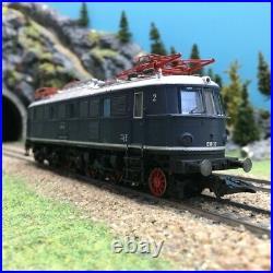 Locomotive BRE 18 32 DB Ep III digital son 3R-HO 1/87-MARKLIN 39683