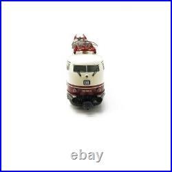 Locomotive BR 103 195-4 DB Ep IV digital son 3R-HO 1/87-ROCO 78211