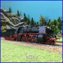 Locomotive BR 18 505 ép III DB digital son 3R-HO-1/87-MARKLIN 39034