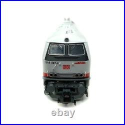 Locomotive BR 218 497-8 DB AG Ep VI digital son 3R-HO 1/87-MARKLIN 39187