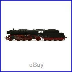 Locomotive BR 23 001 DR Ep III-HO 1/87-ROCO 72254