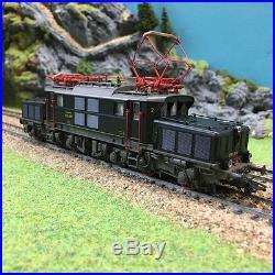 Locomotive BR E 93 DB ép III Mfx digitale sonore-HO-1/87-MARKLIN 37871