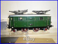 Locomotive BUCO 1B1 1954 Echelle O état neuf