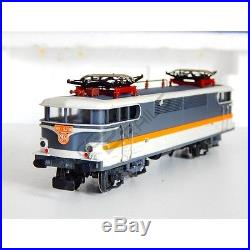 Locomotive Bb 9281 Livre Corail Kit Moteur Et Volant Eclairage Leds Ho