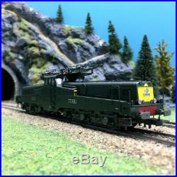 Locomotive CC14100 Ep IV SNCF digital son-HO 1/87-JOUEF HJ2346S