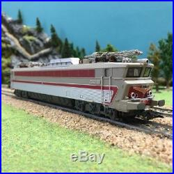 Locomotive CC40100 TEE SNCF ép IV Digitale Son-HO-1/87-TRIX 22574