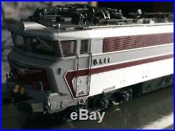 Locomotive CC40104 Sncf La Chapelle ép IIIB IVa -HO-1/87-LSMODELS 10026