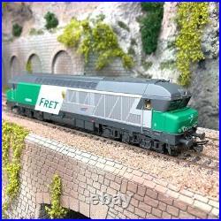 Locomotive CC472010 Fret SNCF Ep V -HO 1/87-JOUEF loisir HJ2602