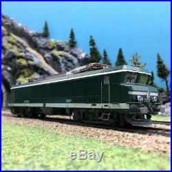 Locomotive CC6539 Maurienne SNCF-HO 1/87-JOUEF DEP103-278