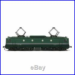 Locomotive CC7104 Paris SO jupe échancrée Sncf epIII -HO-1/87-REE MB-060