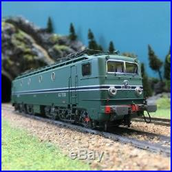 Locomotive CC7138 Chambéry Maurienne ép IV SNCF-HO 1/87-REE MB106