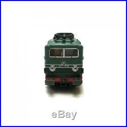 Locomotive CC7138 Chambéry Maurienne ép IV SNCF digital son 3R-HO 1/87-REE MB106