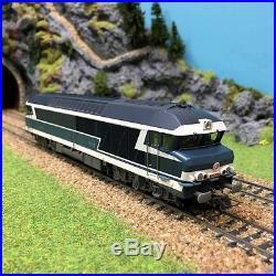 Locomotive CC72012 digitale sound Sncf occasion-HO-1/87-ROCO 62981 DEP13-11