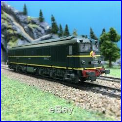 Locomotive CC 65524 SNCF Ep IV-HO 1/87-JOUEF HJ2354 DEP132-007