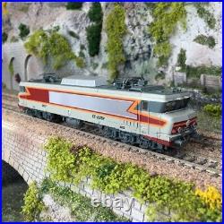 Locomotive CC-6567 Arzens SNCF Ep IV V -HO 1/87-LSMODELS 10328