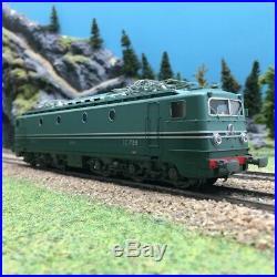 Locomotive CC-7150 Lyon Mouche MISTRAL Ep III SNCF-HO 1/87-REE JM001