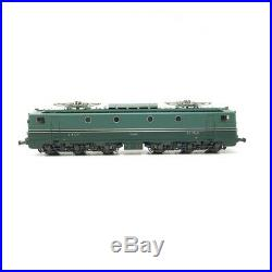 Locomotive CC-7150 Lyon Mouche MISTRAL Ep III SNCF digital son-HO 1/87-REE JM001