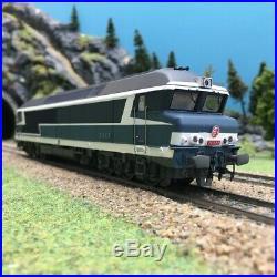 Locomotive CC 72023 SNCF Ep IV-HO 1/87-JOUEF HJ2183 DEP76-491