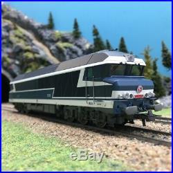 Locomotive CC 72085 SNCF Ep IV digital son-HO 1/87-ROCO 73005