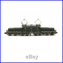 Locomotive Ce 6/8 III Crocodile musée CFF Ep VI-N 1/160-MINITRIX 16681