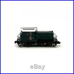 Locomotive Diesel 10321 Ep III RENFE-N 1/160-ARNOLD HN2322