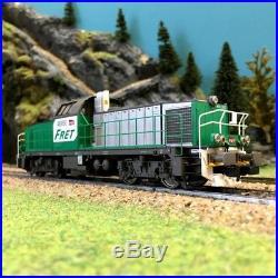 Locomotive Diesel BB60000 FRET SNCF 3R-HO-1/87-PIKO 96472