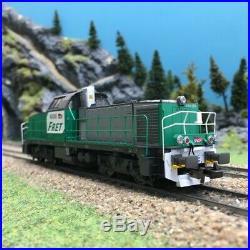 Locomotive Diesel BB60000 FRET SNCF 460086-HO 1/87-PIKO 96481