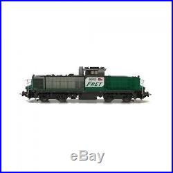 Locomotive Diesel BB60000 FRET SNCF-HO-1/87-PIKO 96470