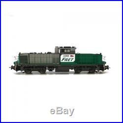 Locomotive Diesel BB60000 FRET SNCF-HO-1/87-PIKO 96470-2