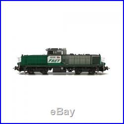 Locomotive Diesel BB60000 FRET SNCF ép VI Analogique -HO-1/87-PIKO 96470A