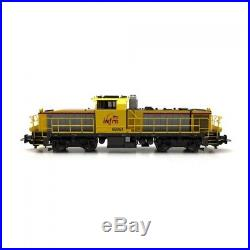 Locomotive Diesel BB60000 INFRA SNCF digital son-HO-1/87-PIKO 96474