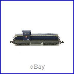 Locomotive Diesel BB66000 SNCF Ep IV-N 1/160-PIKO 94118