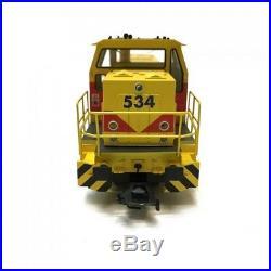 Locomotive Diesel MAK EH 534-HO-1/87-TRIX 22573 DEP103-077