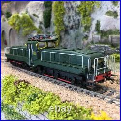 Locomotive E1002 PO-Midi Ep II-HO 1/87-MISTRAL 22-03-S008