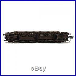 Locomotive E428-HO 1/87-RIVAROSSI HR2175 DEP103-062