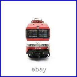 Locomotive E 402A Ep V FS-HO 1/87-RIVAROSSI HR2765