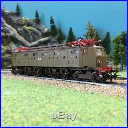 Locomotive E 428 202 ép IV FS digital son-HO-1/87-RIVAROSSI HR2729S