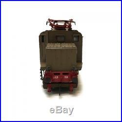 Locomotive E 428 FS-HO 1/87-RIVAROSSI 1460 DEP103-129