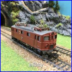 Locomotive E 884 Collection sans boite -HO-1/87-MARKLIN DEP35-12