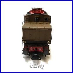 Locomotive FS e626.075 Savigliano-HO-1/87-LEMODELS 20511