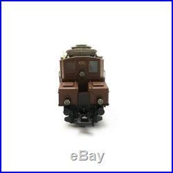 Locomotive Fc 2x3 / 4 Köfferli CFF Ep II digital son-HO 1/87-TRIX 22968