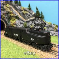 Locomotive GG1 Electrique Amtrak 917 digitale son-HO-1/87-BROADWAY L. 691-DEP17