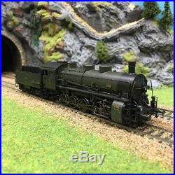 Locomotive G 5/5 Bayern DR digitale son Mfx -HO-1/87-MARKLIN 39550 DEP39-63