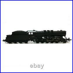Locomotive Litra N 203 ép III DSB-HO 1/87-ROCO 72144